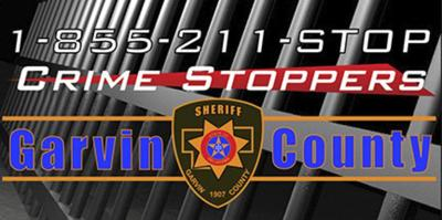 Garvin County Crime Stoppers