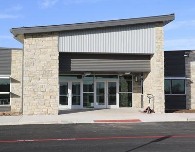 Safety signs could delay school's opening