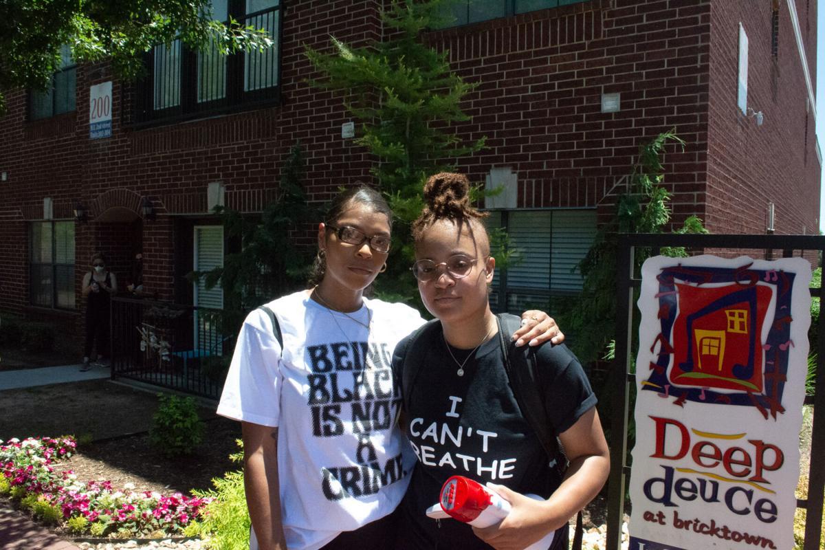 Bricktown, We Can't Breathe Rally