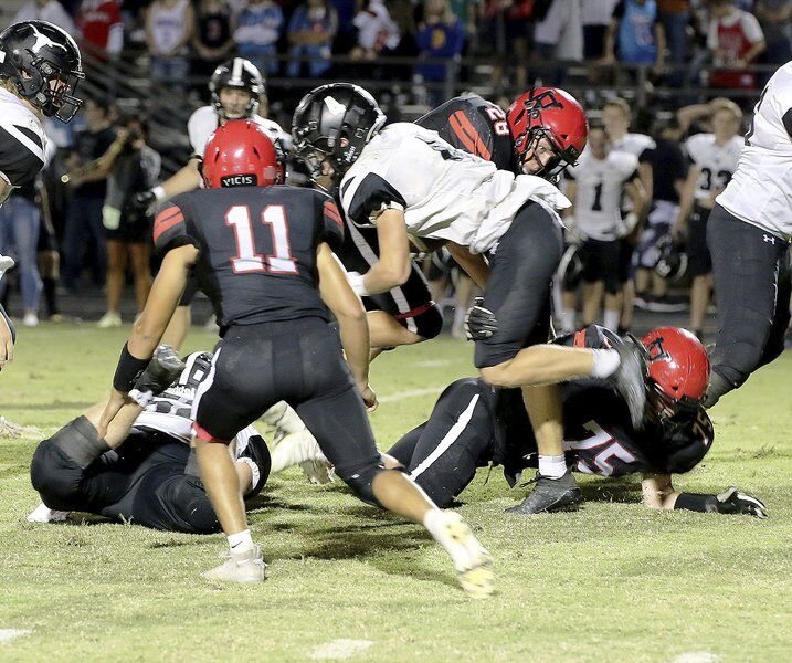 Panthers fall to Lone Grove