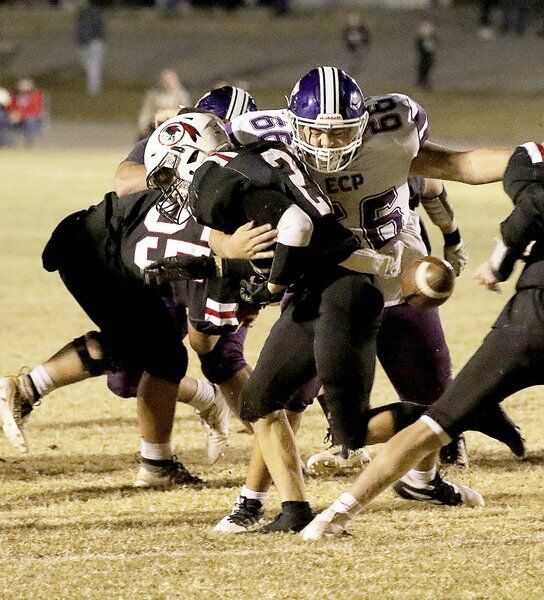 Badgers hold off Rush Springs in a wild one