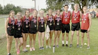 Lady Panthers capture conference championship