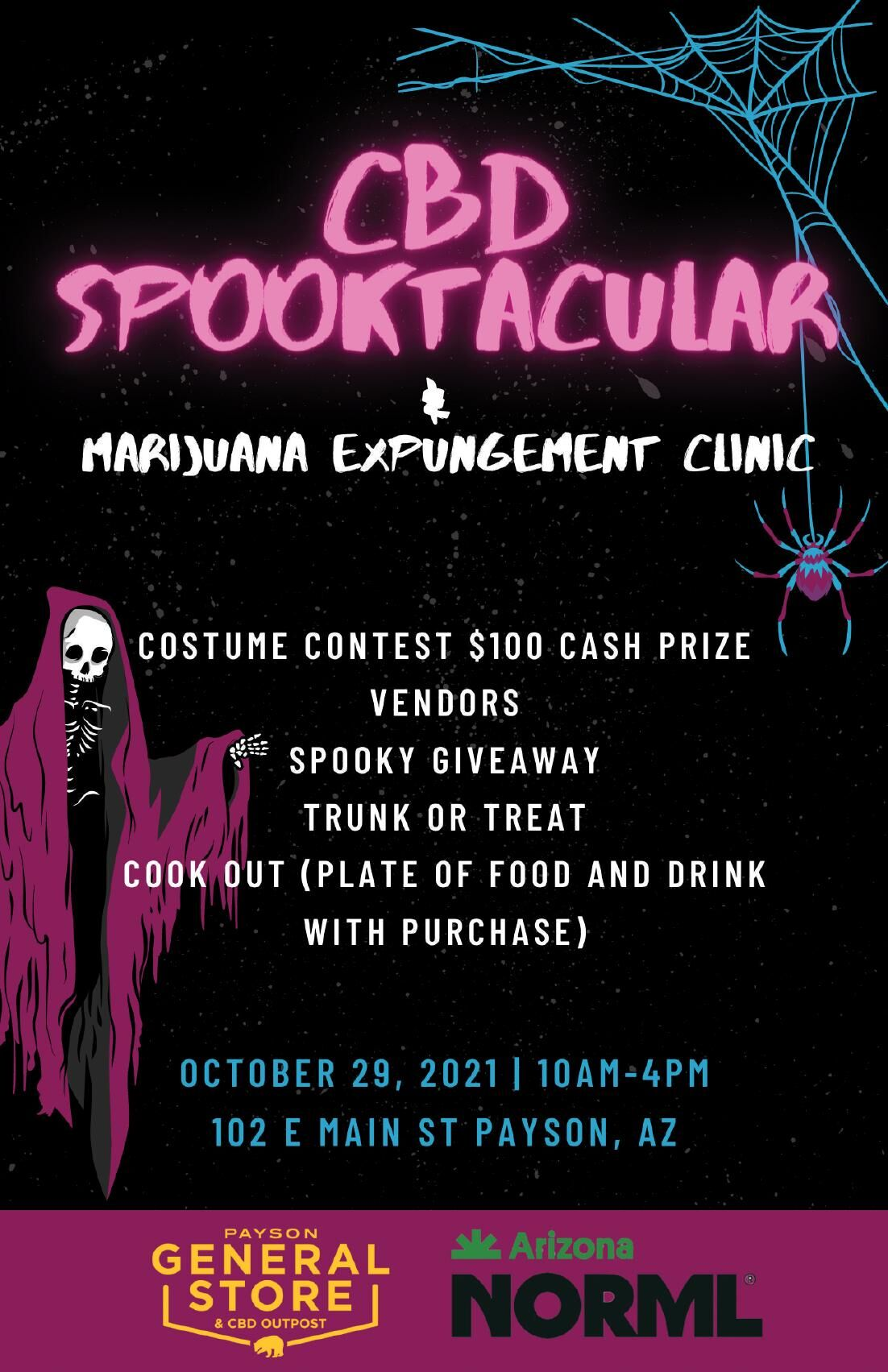 CBD Spooktacular