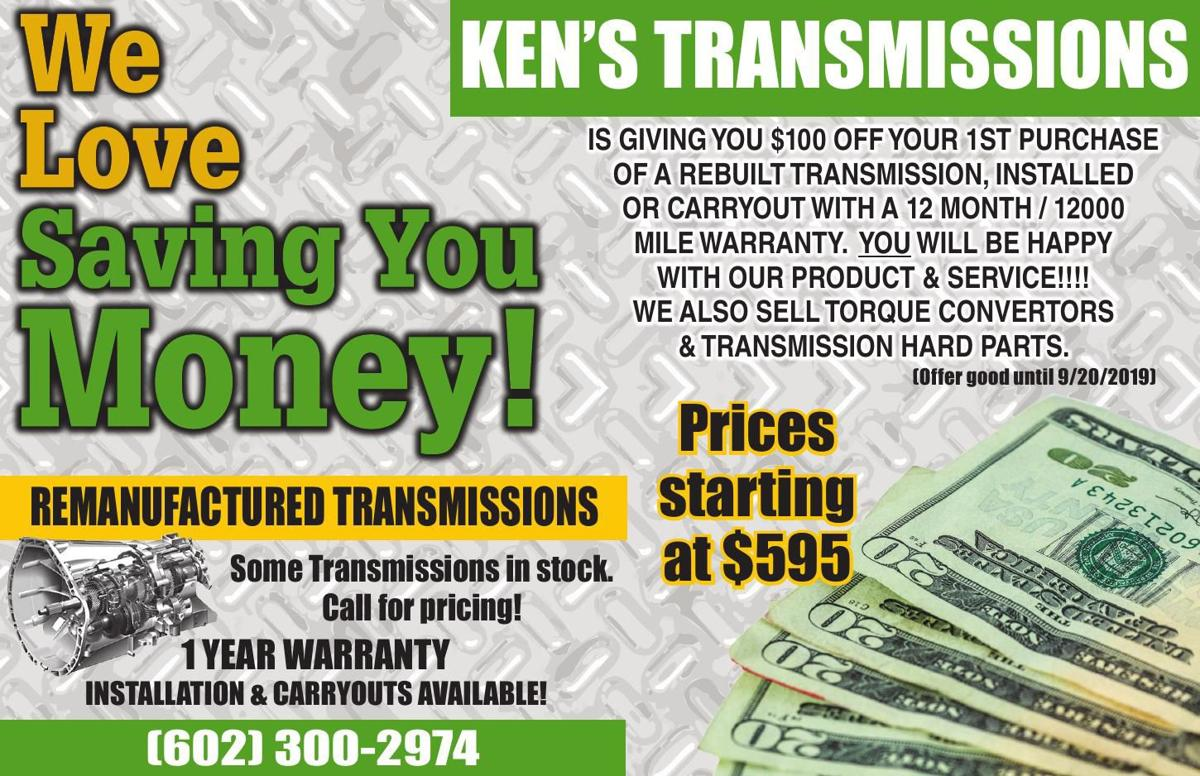 Kens Transmissions