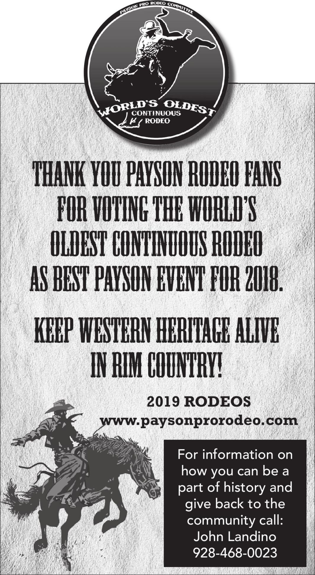 Payson Rodeo Committee