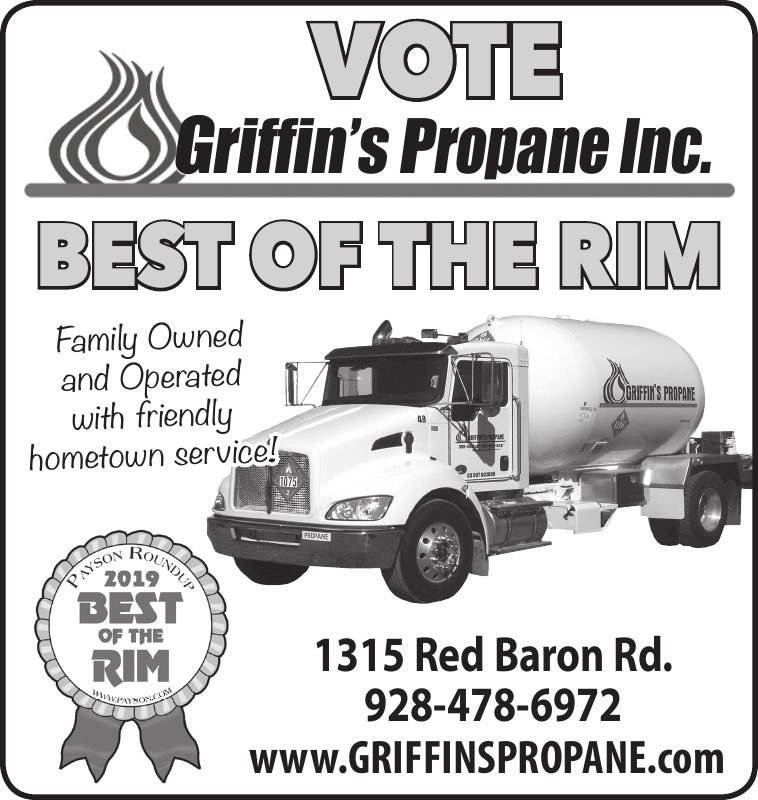 Vote Griffin's Propane Best of Rim
