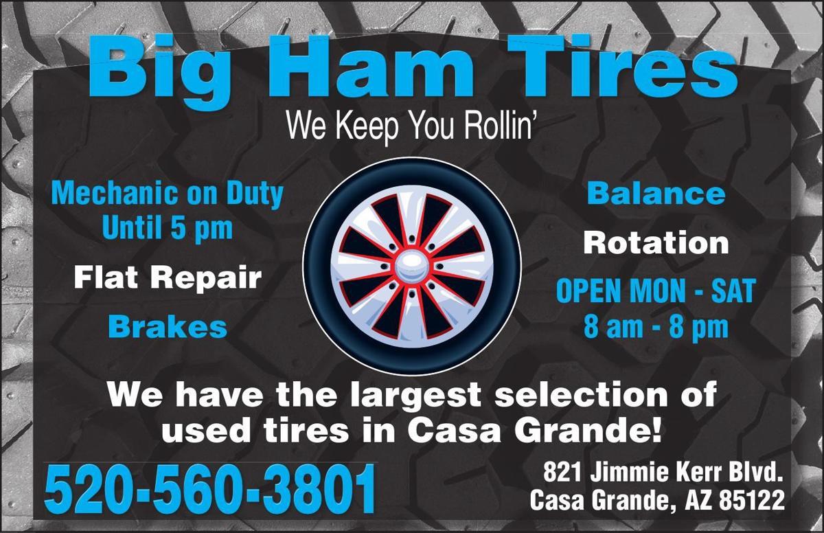 Big Ham Tires