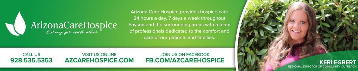 Arizona Care Hospice front strip