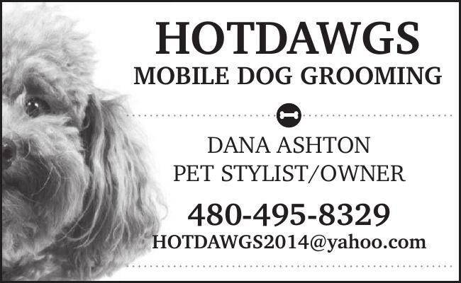 Hot Dawgs Mobile Dog Grooming