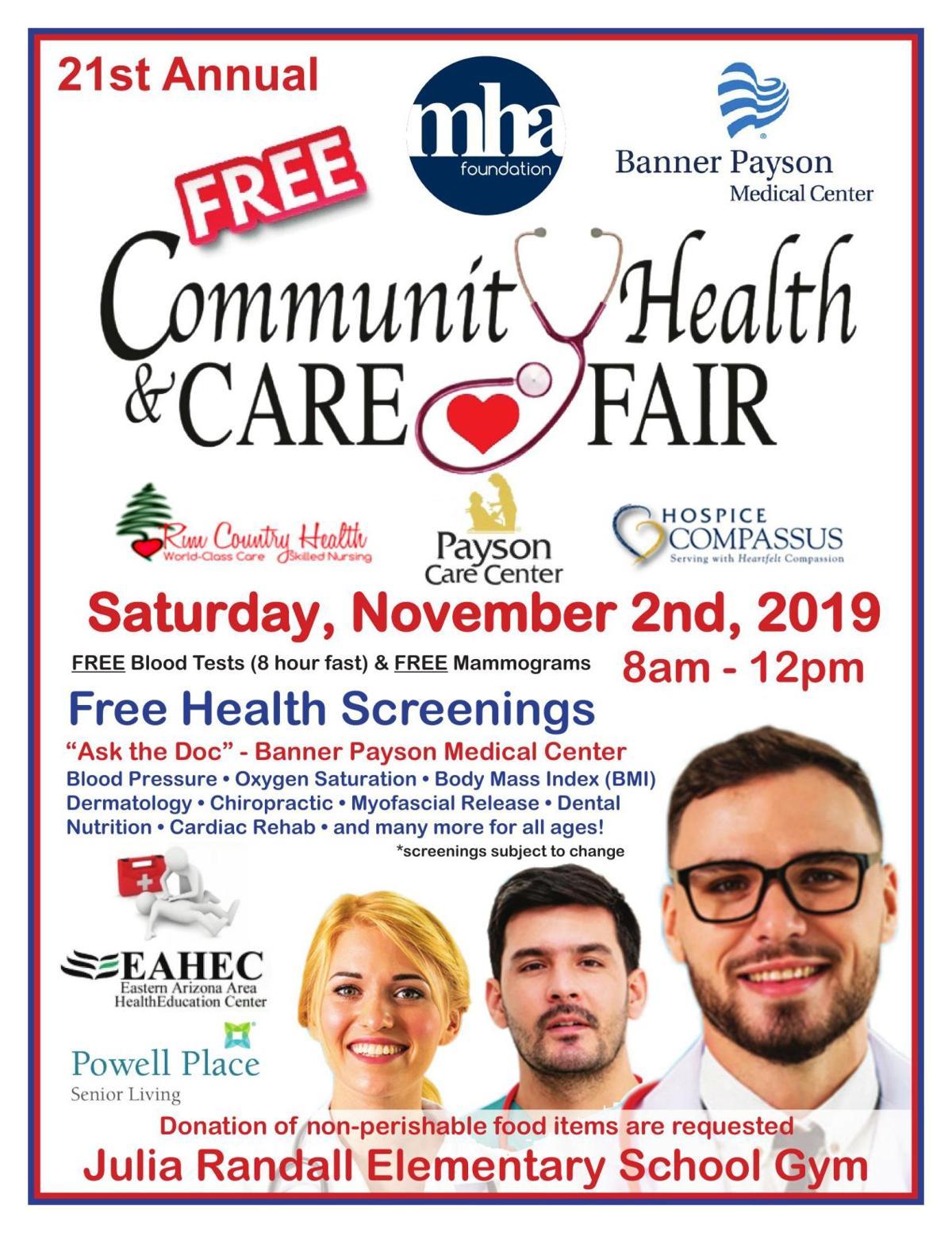 Community Health & Care Fair
