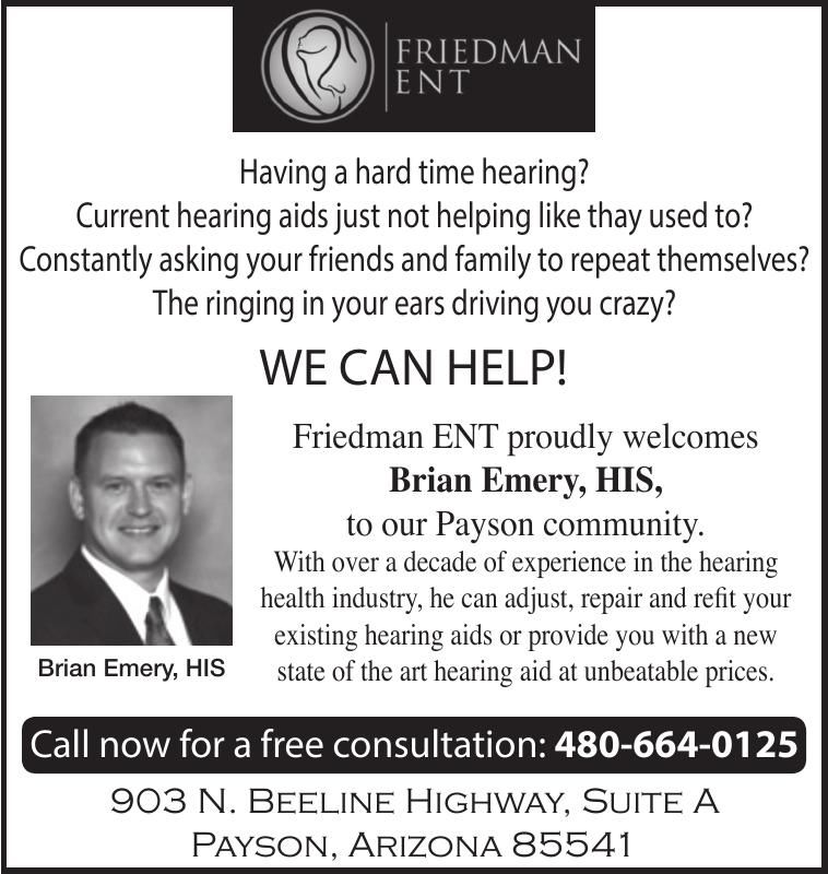 Brian Emery, HIS - Friedman ENT