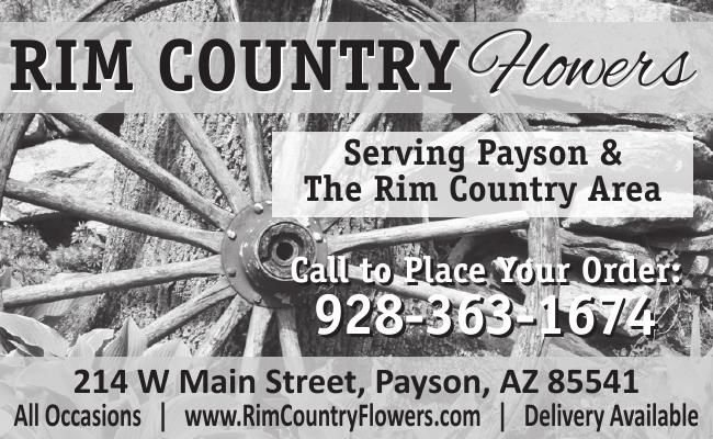 Rim Country Flowers
