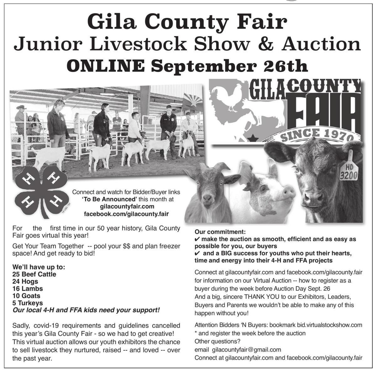 Junior Livestock Show & Auction