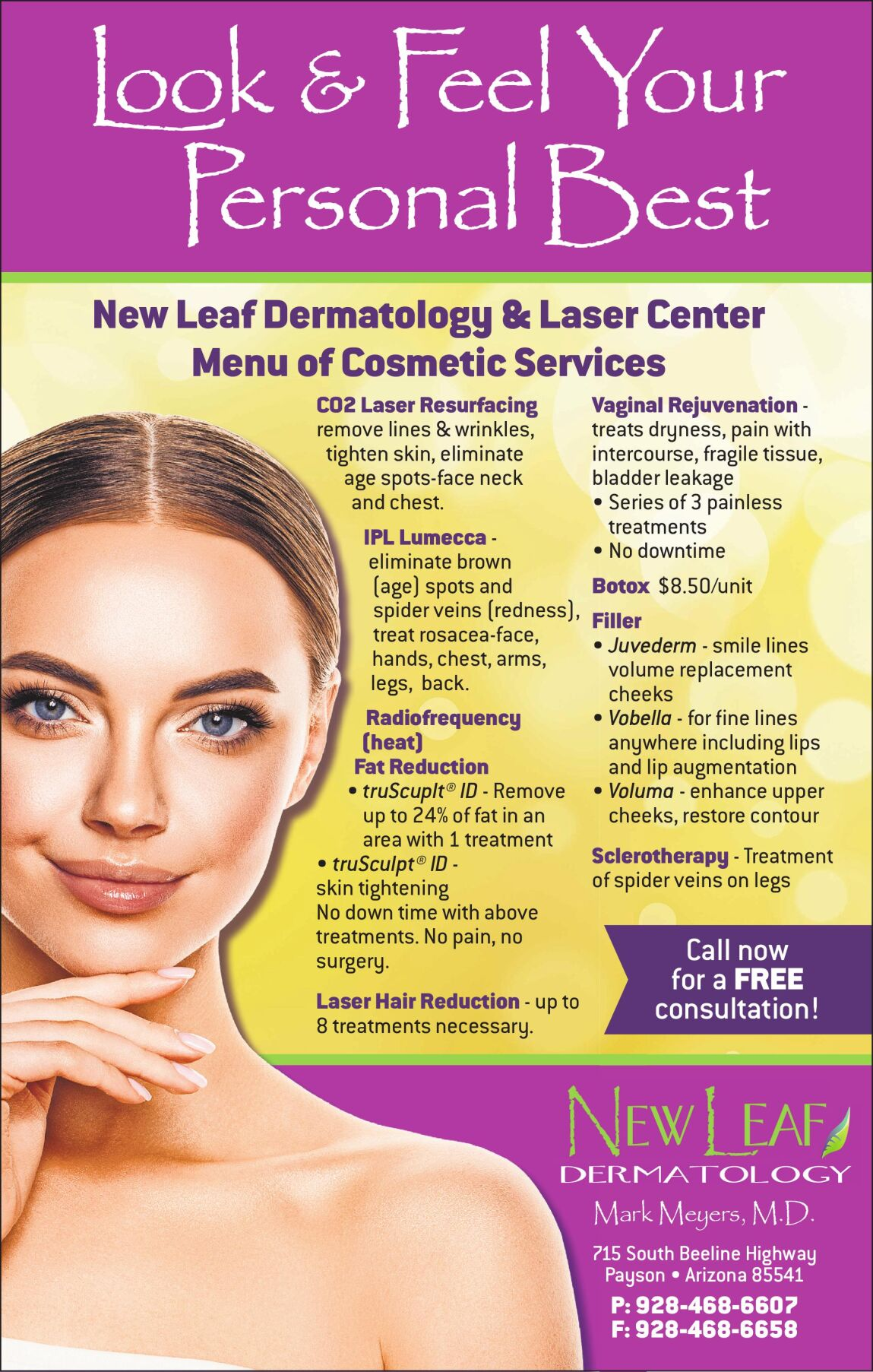 New Leaf Dermatology