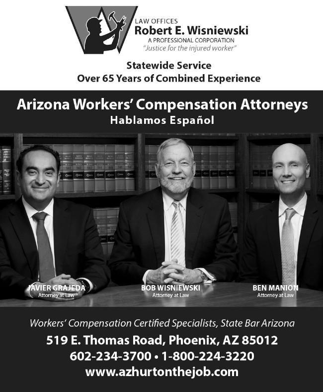 Robert E. Wisniewski - Workmans Compensation Attorney
