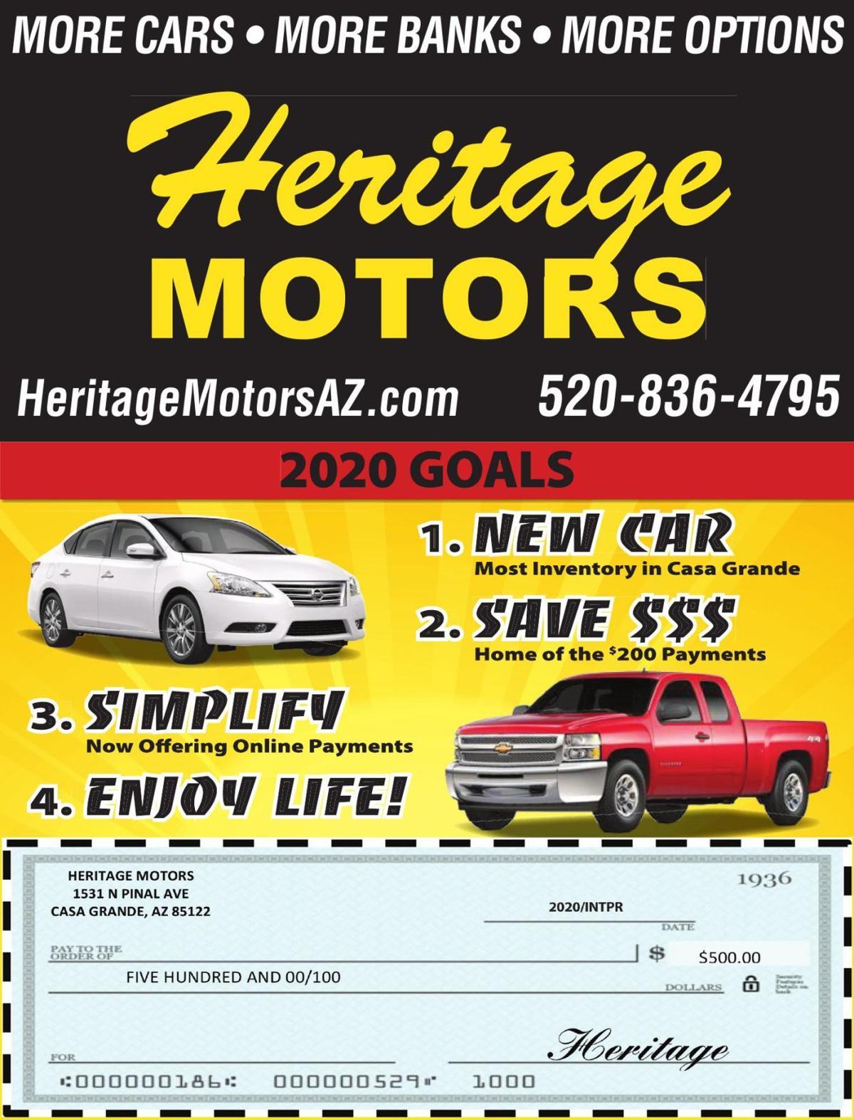 Heritage Motors