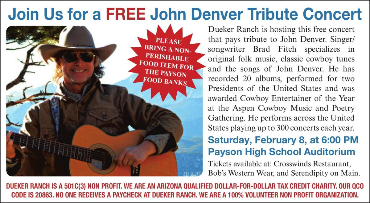 John Denver Tribute Concert