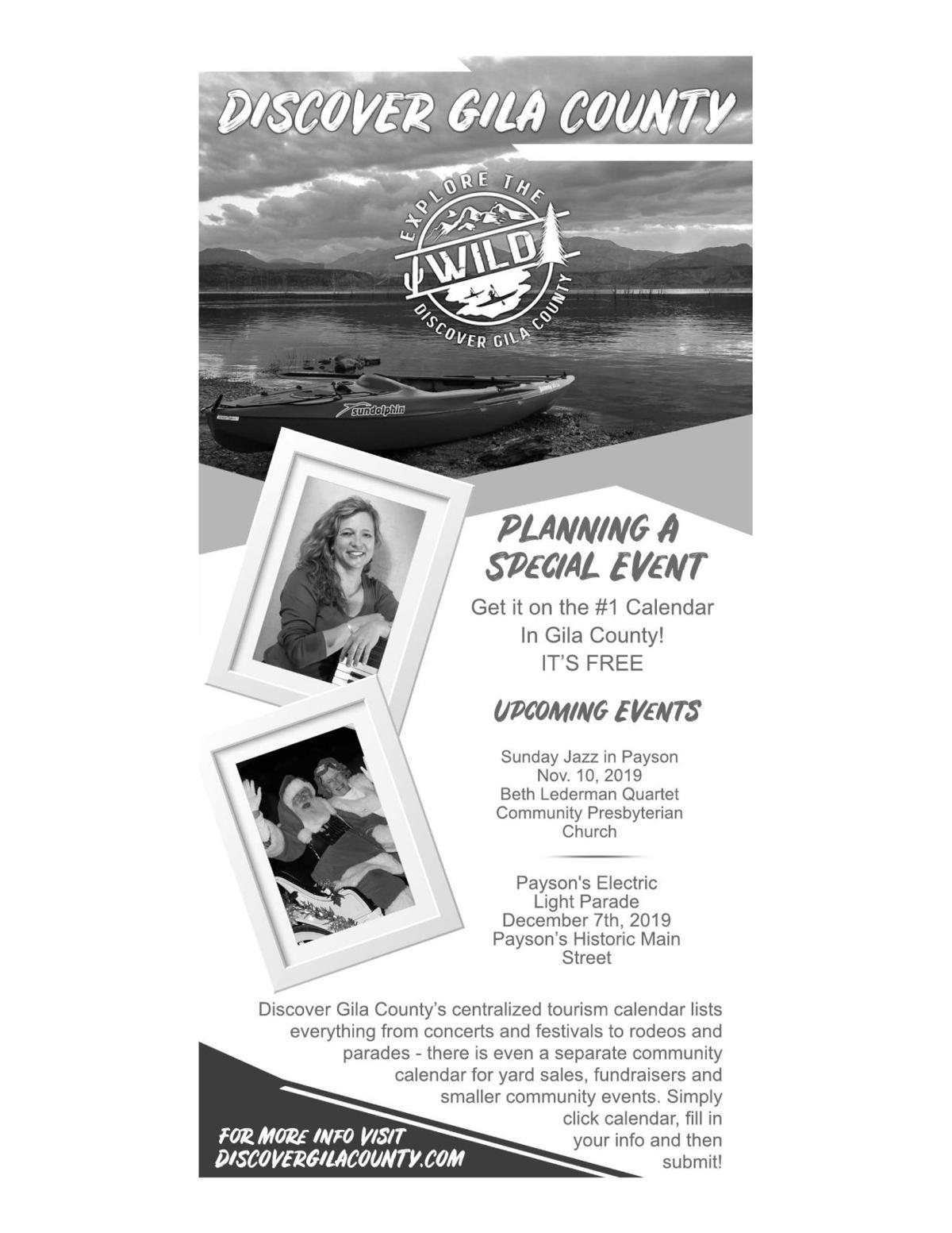 Discover Gila County