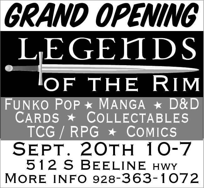 Legends of the Rim - Comics & Collectables