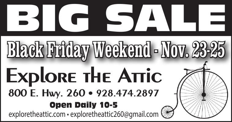 Explore the Attic Antiques