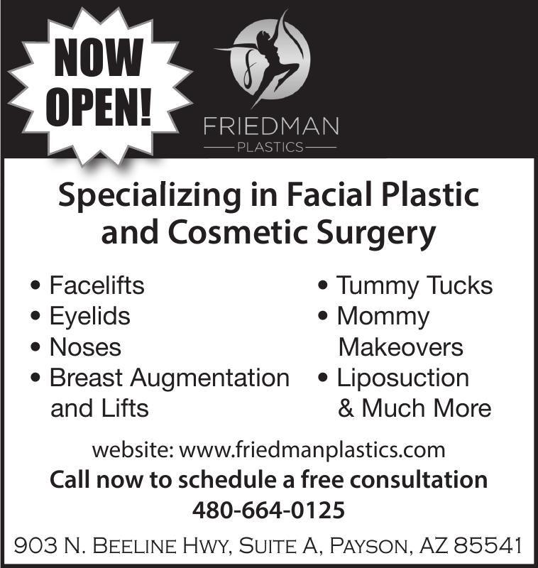 Friedman Plastics Now Open