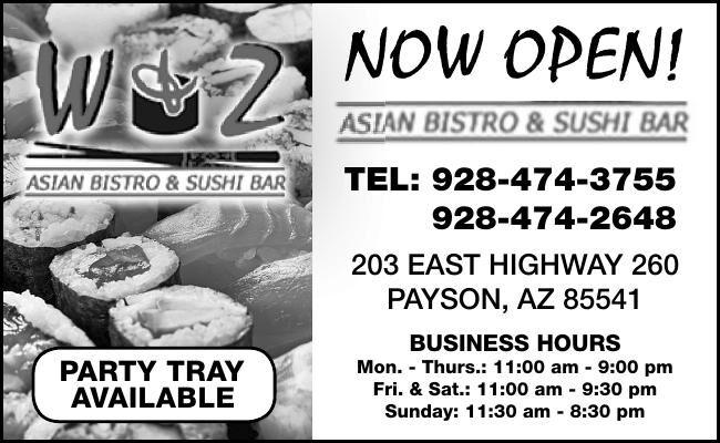 W&Z Asian Bistro & Sushi Bar