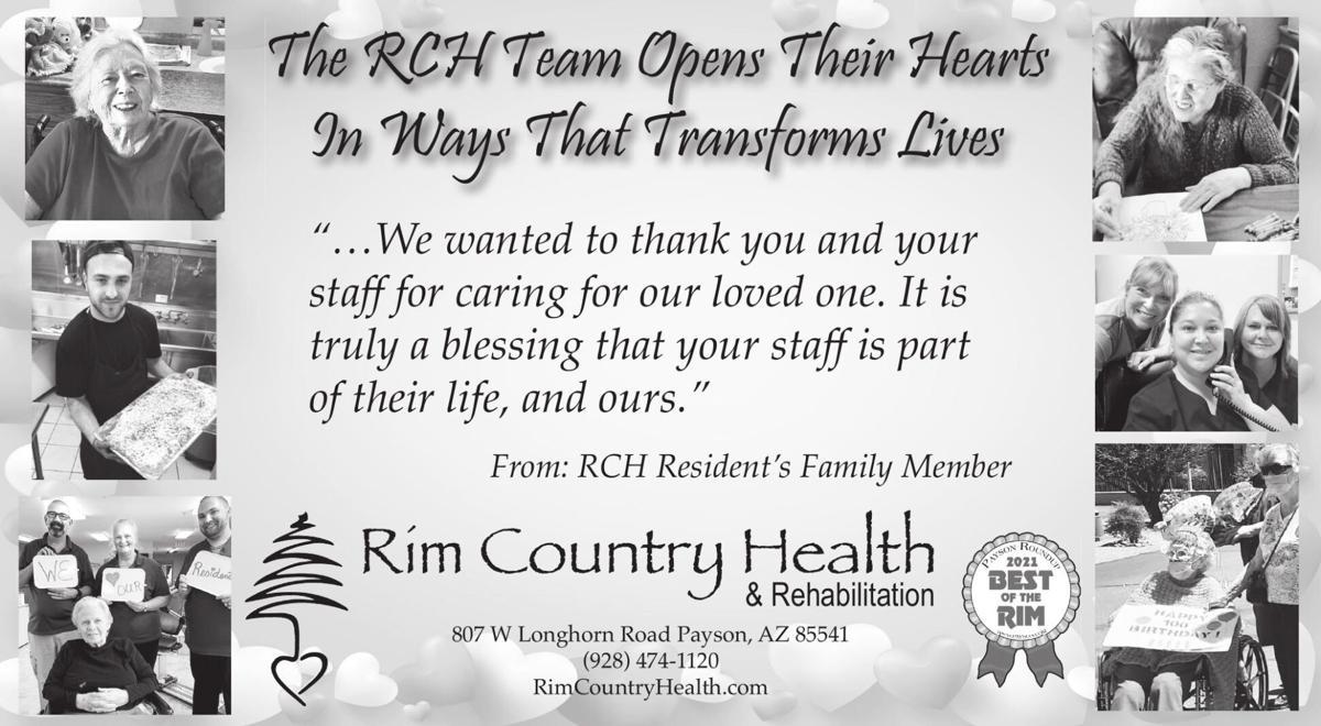 Rim Country Health Team