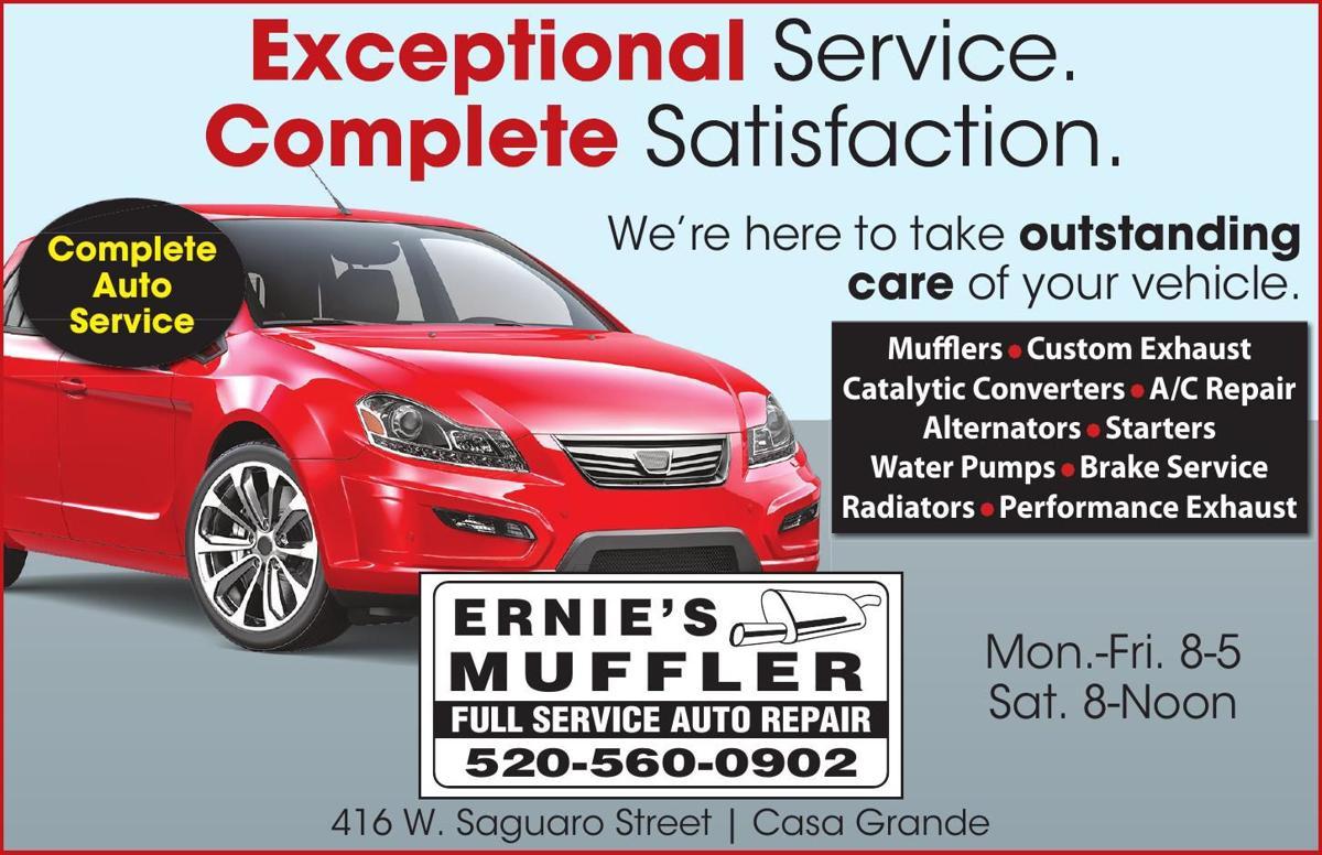 Ernie's Muffler AZ Autoz
