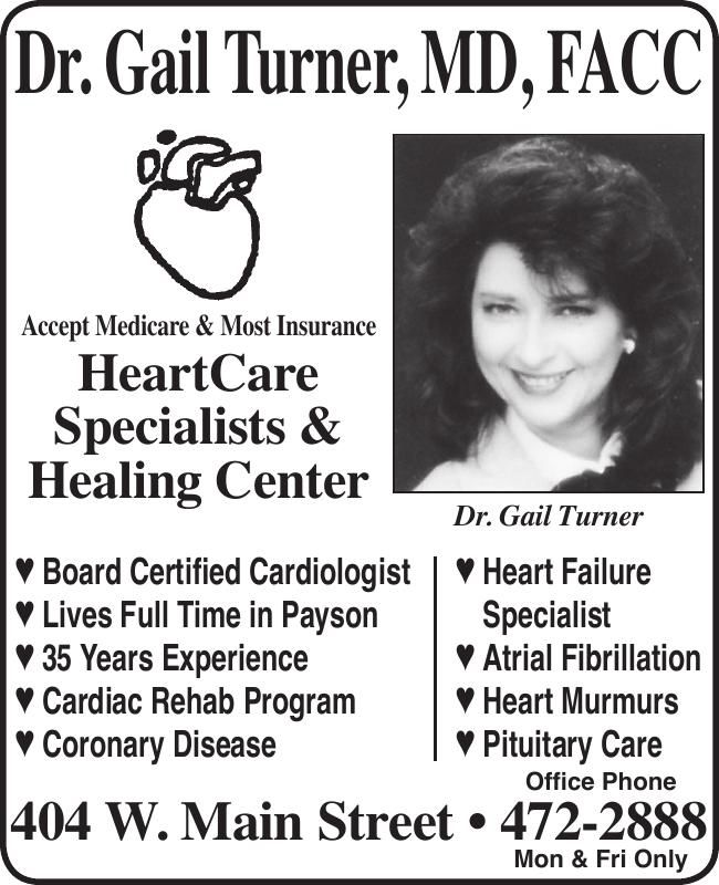 Dr. Turner - HeartCare Specialists 2x4