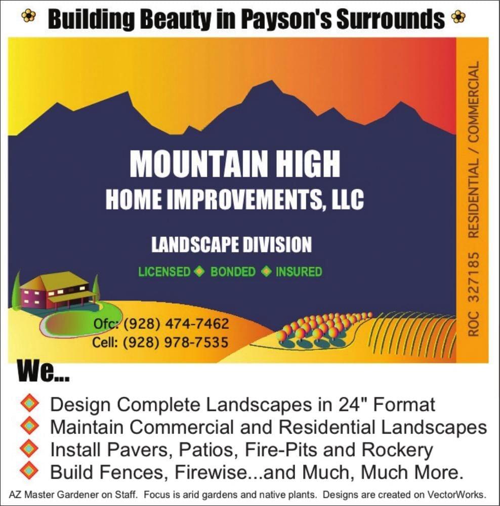 Mountain High Home Improvements