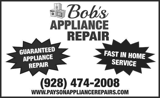 Bob's Appliance Repair