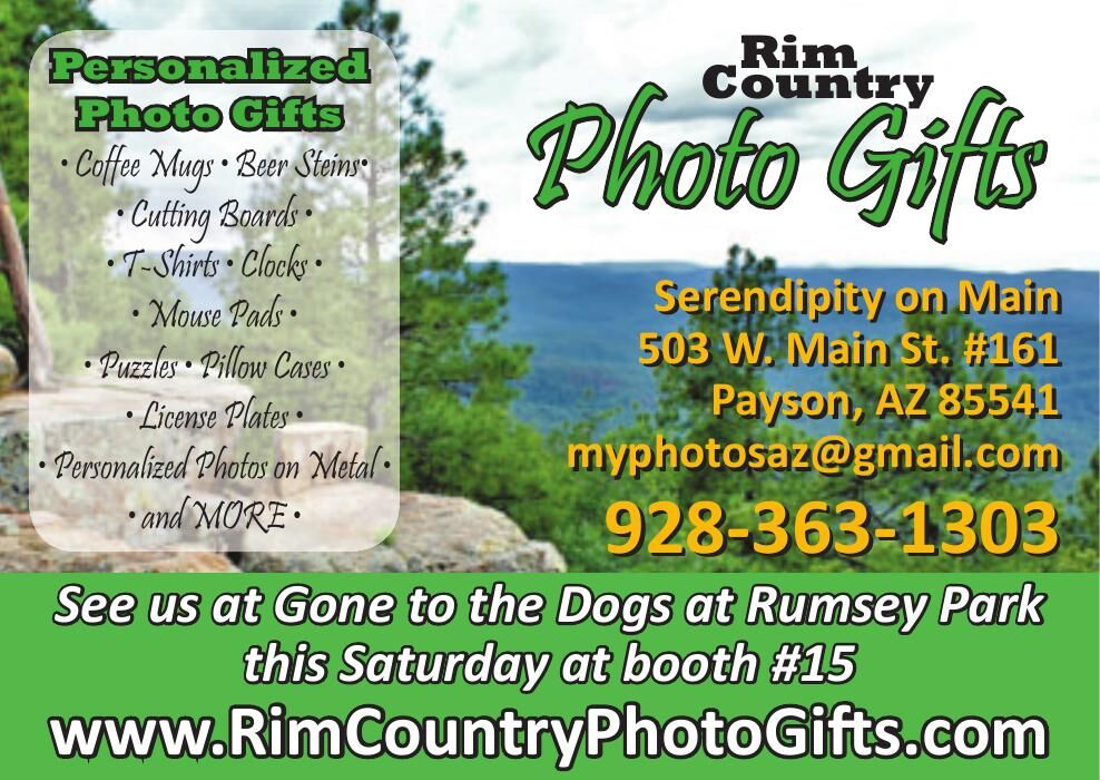 Rim Country Photo Gifts