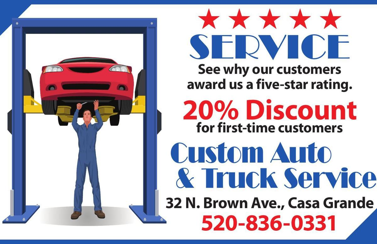 Custom Auto & Truck Service