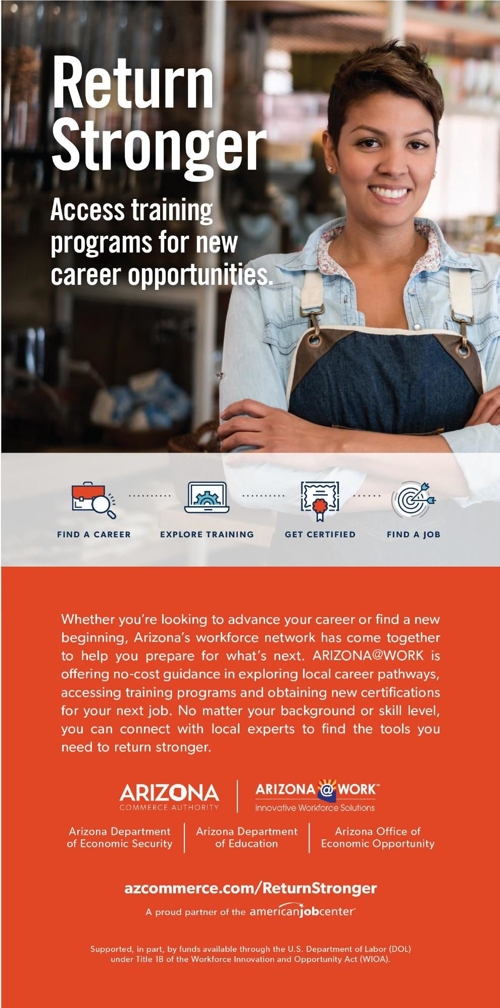 Training Programs for New Career Opportunities