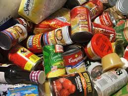 Collecting data for food banks