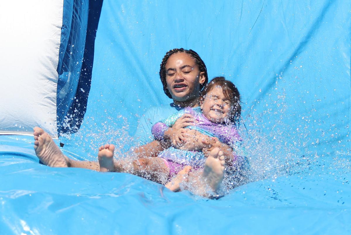 PSE Field Day Water Slide