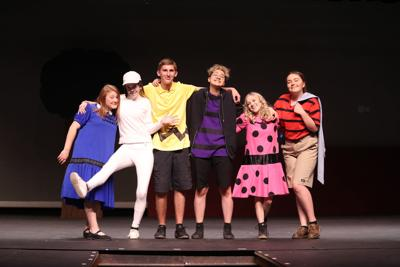 You're A Good Man, Charlie Brown Dress Rehearsal