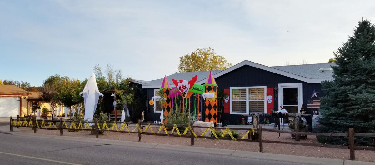Halloween House by Keith