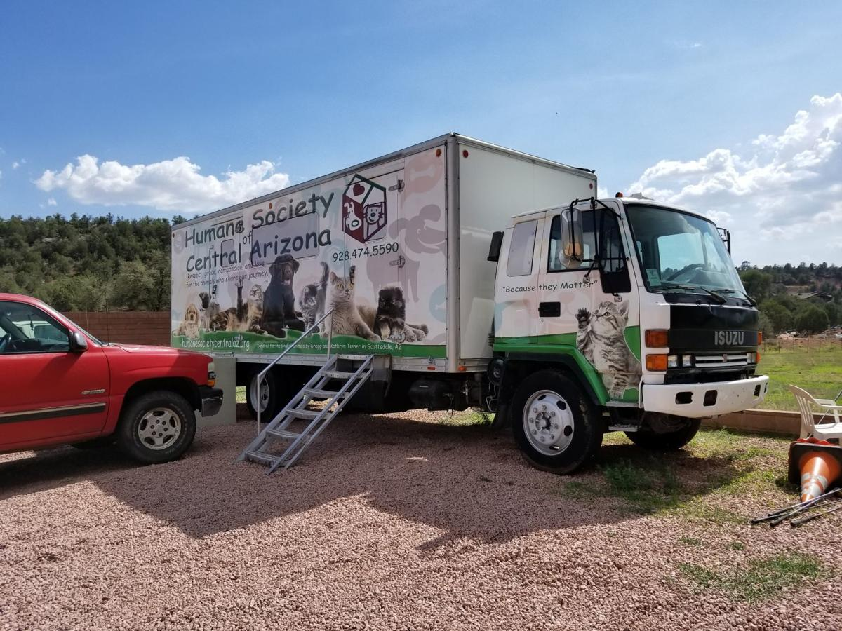HSCAZ mobile truck due to be replaced