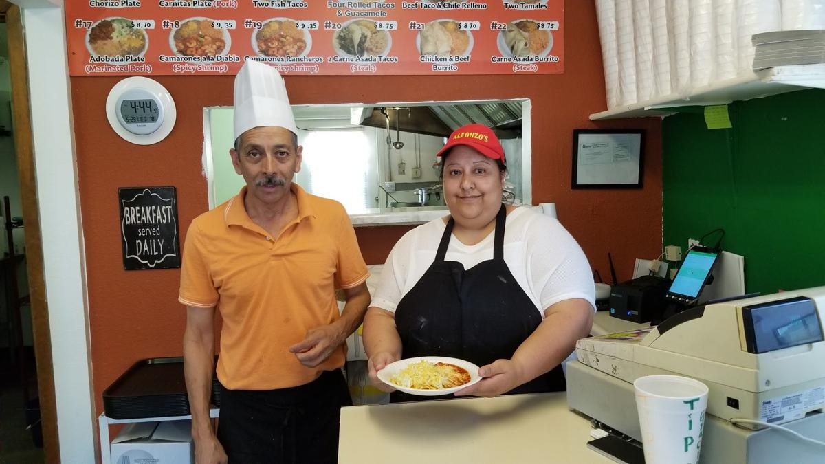 Alfonso's Owner And Cook