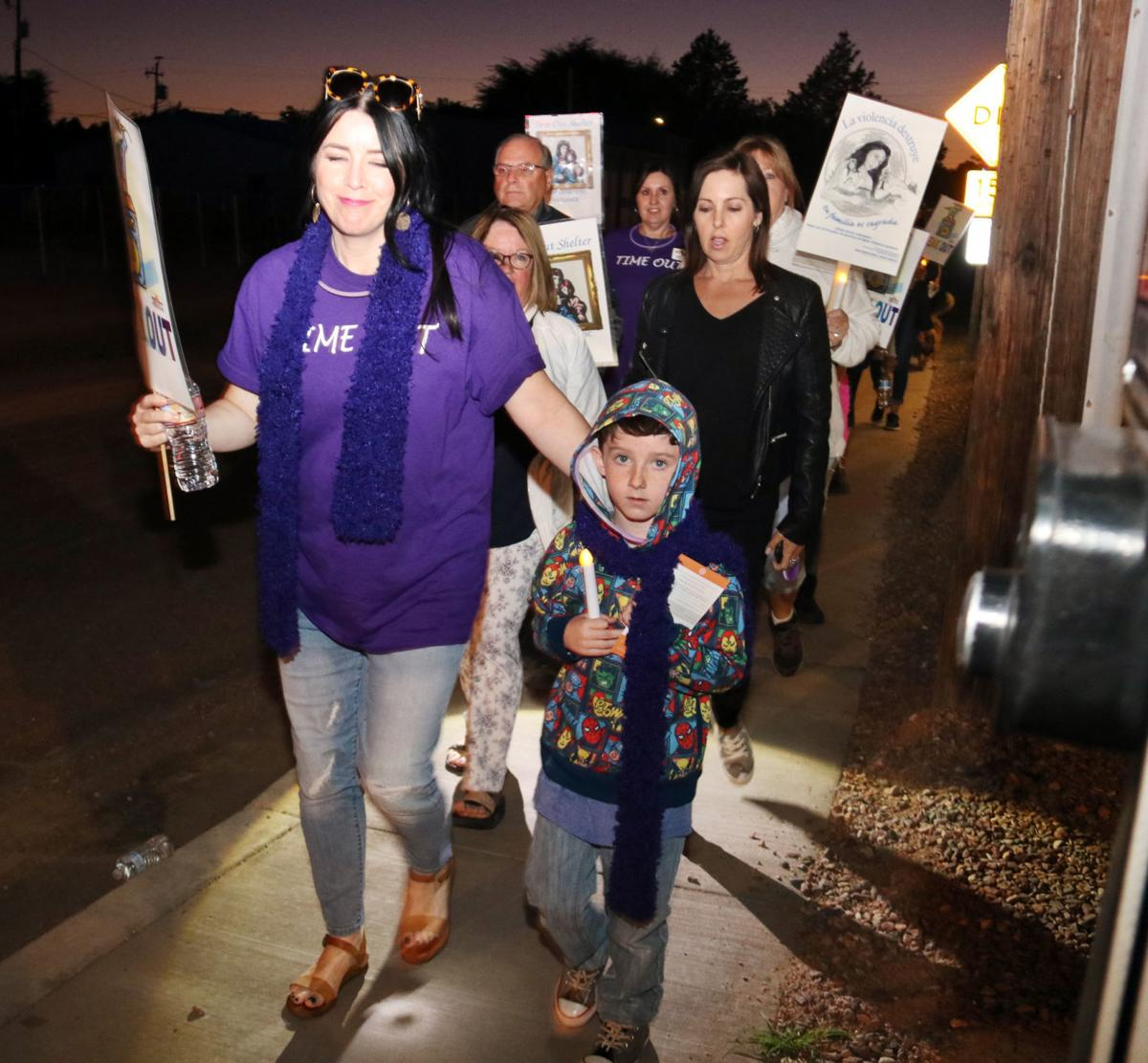 Walk to end domestic violence 2019