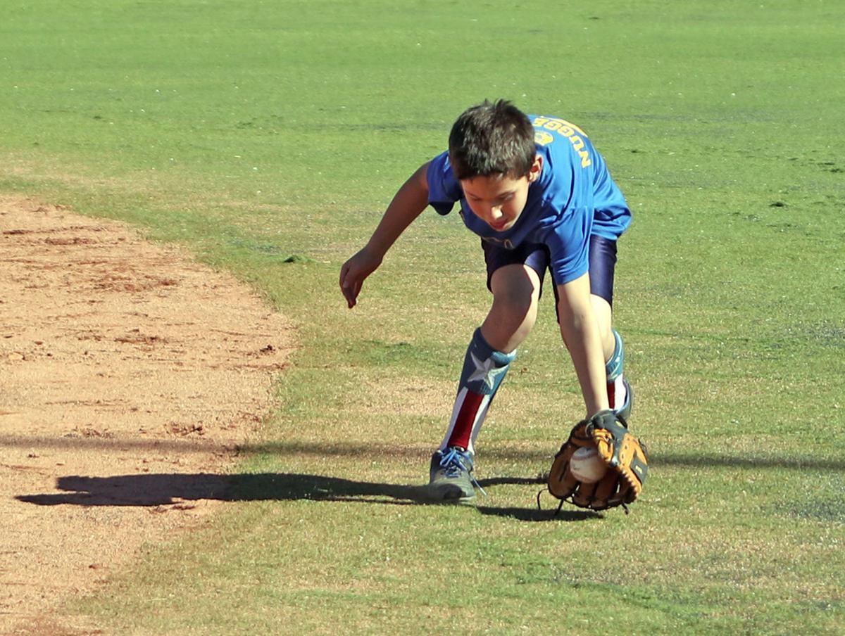 Little League Stretch Tryouts 2020