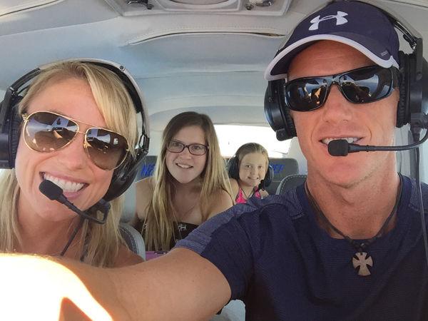 Plane crash claims four 3