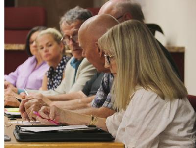 Sub committee to review past projects