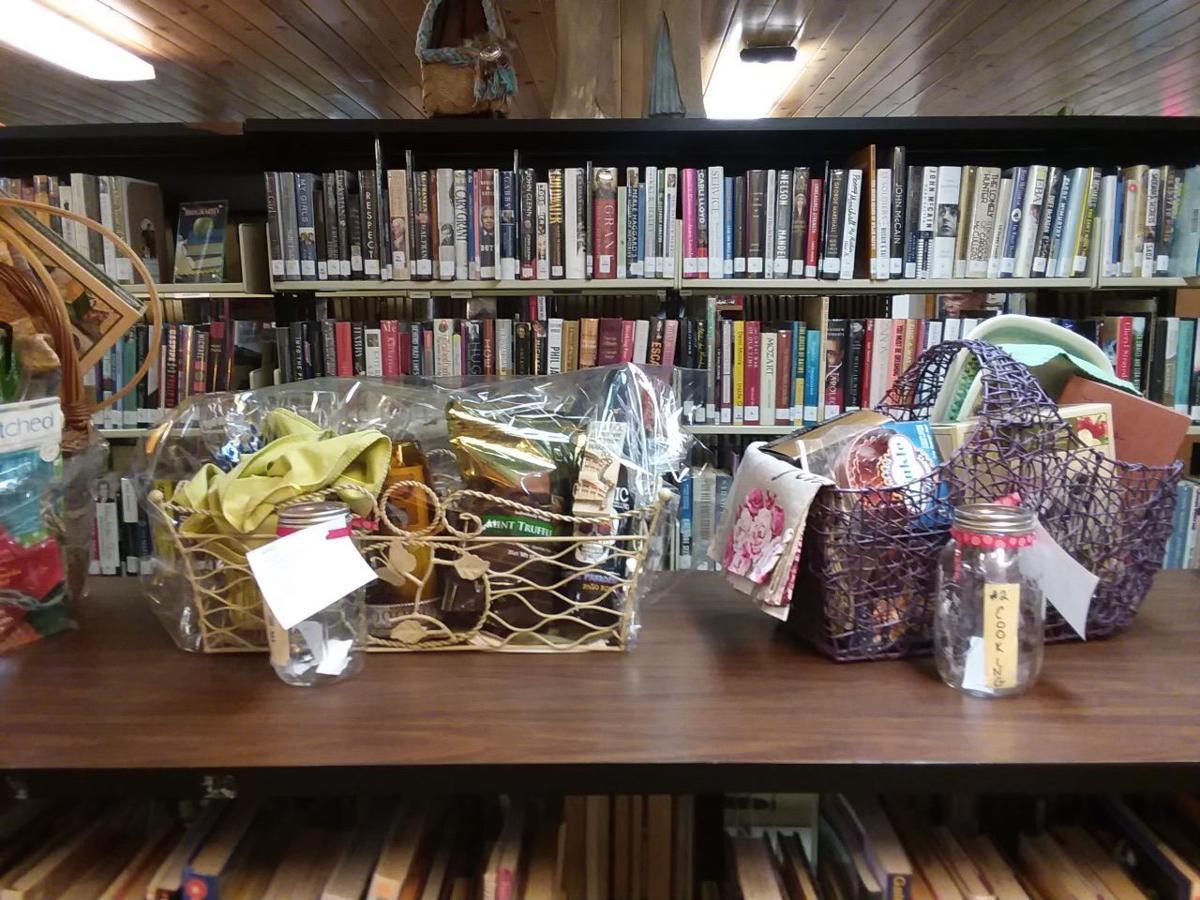 raffle library