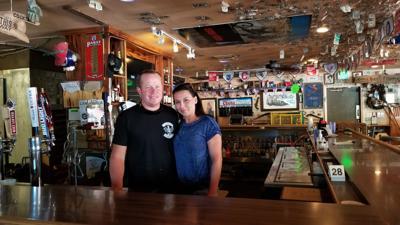 Jake's Corner Bar Owner Lucille Aragon and Boyfriend Matt Roberson