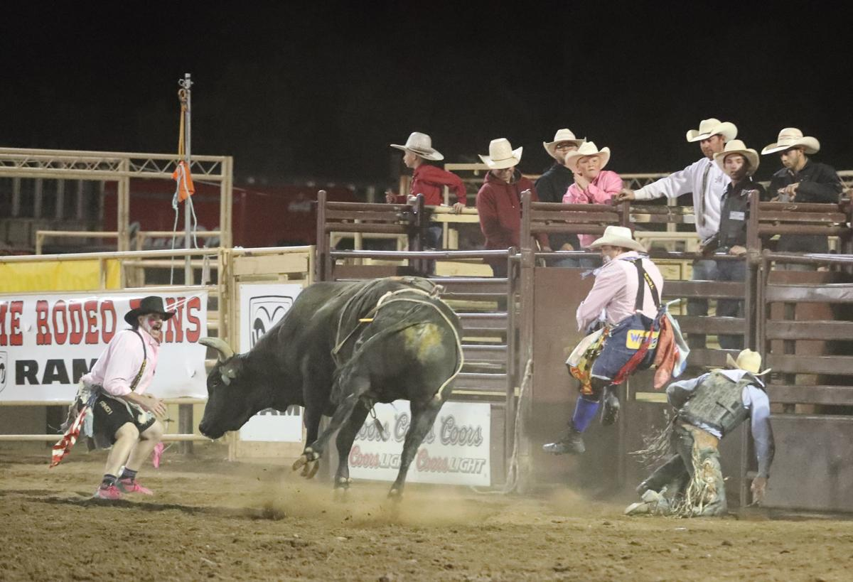 Rodeo-Bullfighters And Blacksmith