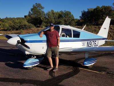 Flying club milestone