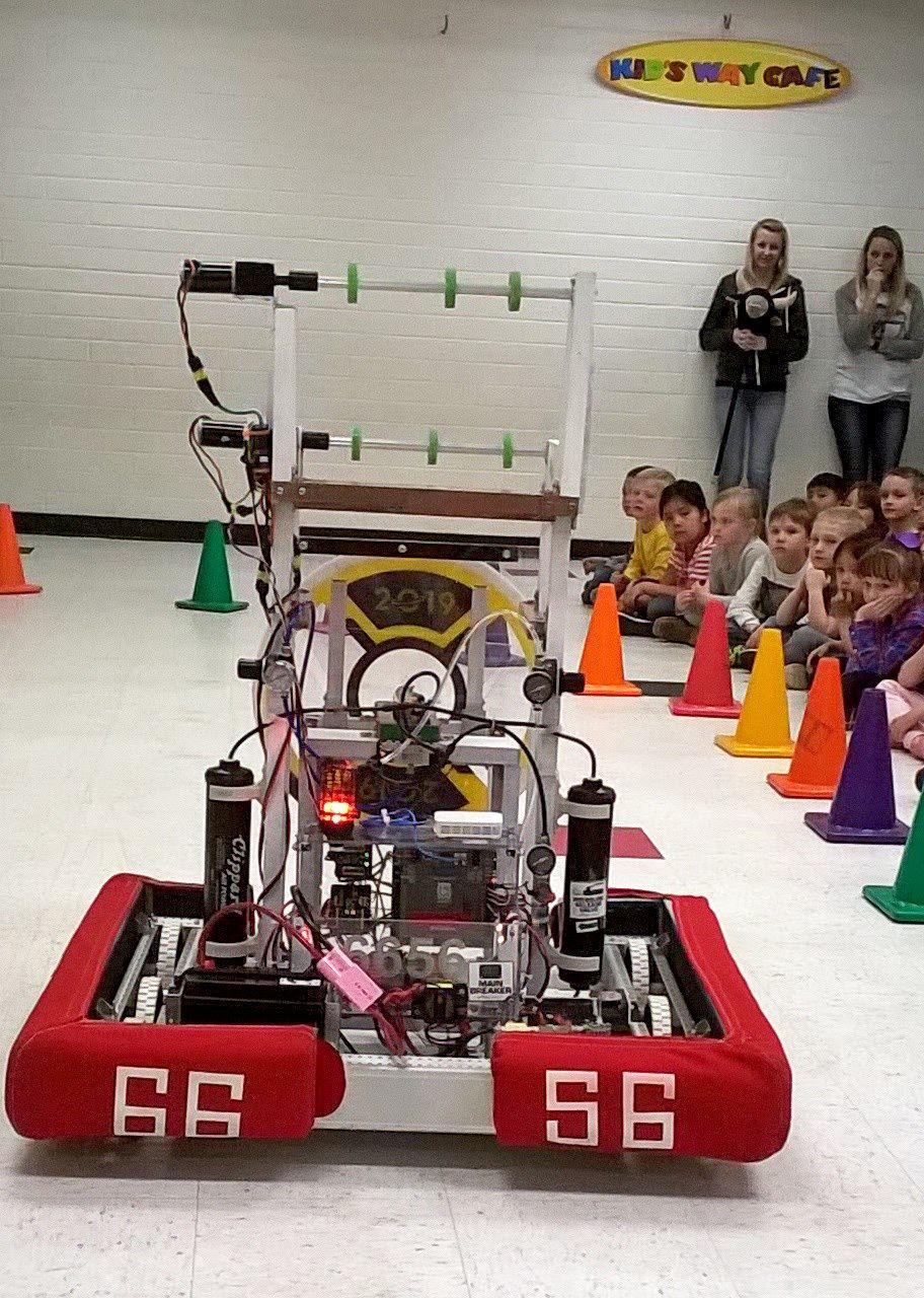 PCS Robotics Team