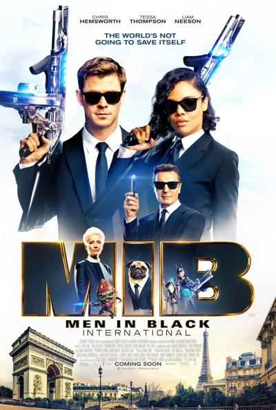 """Men in Black: International"""
